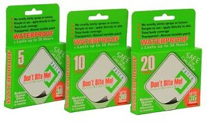 Don't Bite Me Patch - DEET Free Insect Repellent