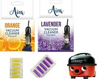 16 X Vacuum Air Fresheners Hoover Dust Bags Filters Cleaner Freshener Vac Scent