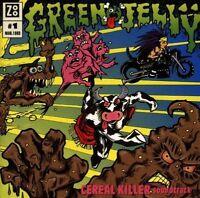 Green Jelly Cereal killer soundtrack (1993) [CD]