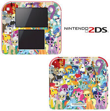 Vinyl Skin Decal Cover for Nintendo 2DS - My Little Pony Friendship is Magic