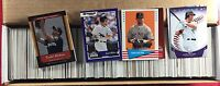 Collection Lot of 800 Assorted Todd Helton Baseball Cards Years Companies