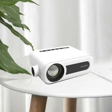 Mini Projector 1080P High Brightness Projection Portable Equipment Theater