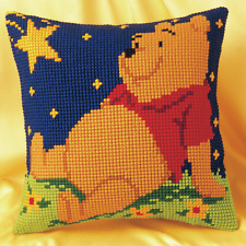 Vervaco - Cross Stitch Cushion Front Kit - Winnie the Pooh - PN-0014605