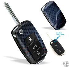 VW SKODA SEAT Schlüssel Cover Hülle Abdeckung Schutz mit Design fantasy 2