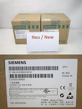 SIEMENS Sinamic V20 6SL3 210-5BE24-0CV0 6SL3210-5BE24-0CV0 Fréquence