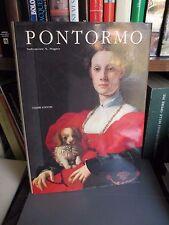 PONTORMO - Di Salvatore Nigro - Fabbri 1994 Prima edizione Arte Pittura