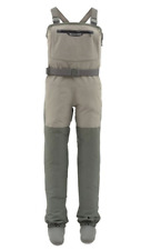 Simms Women's Freestone Stockingfoot Waders - Large (9-10 foot) - Smoke