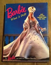 Barbie: What a Doll! book by Lauren Jacobs 1994