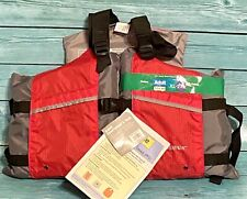 "Stearns Full Motion PFD Fishing Flotation Life Vest Red Gray XL/XXL 50""-56"" NEW"
