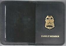Port Authority Police NY/NJ Sergeant Family Member 1-Inch Mini Pin Wallet