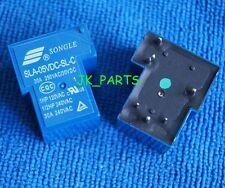 10pcs ORIGINAL SLA-12VDC-SL-C 12VDC SONGLE Relay 4Pins