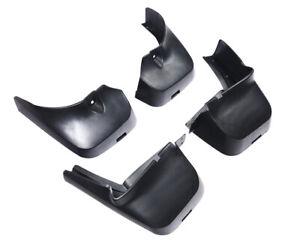For infiniti QX60 2014-2020 ABS black Mud Flaps fender Splash Guards 4pcs