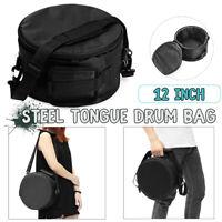 12'' Drum Bag Case Storage Hardware Bag For Steel Tongue Handpan Tank Snare Drum