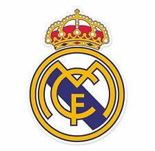 "3"" Real Madrid CF - Spain Football Soccer Futbol - Car Decal/Sticker"