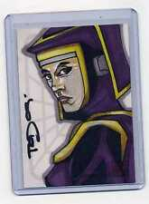 Topps STAR WARS GALAXY 5 SKETCH CARD by TODD ALLEN SMITH