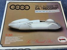 """Revival Auto Union Type C 16 Cylinder 1937 The """"Record"""" 1:20"""