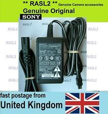 Genuine  SONY AC-L200 charger HDR- SR8 SR1 TD10 VG20 CX190 CX160 CX305 CX155 E