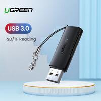 Ugreen USB 3.0 2.0 Card Reader OTG Memory Card Adapter For SD Micro SD TF