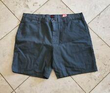 NWOT Men's Wolverine Solid Gray Hammer Loop Utility Shorts Size 42