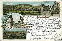 Ansichtskarte Winnenden 1909 (Nr.718)