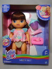 Baby Alive Twinkles N' Tinkles Doll - 20+ Phrases & Sounds - Free Shipping