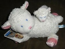 KIDS PREFERRED MUSICAL WIND UP PLUSH LAMB BABY TOY NEW!