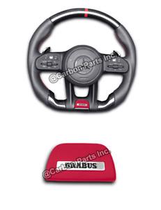 W463A Brabus Style Steering Wheel Badge Logo Mercedes-Benz G-Class W464 2019+