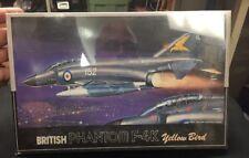 * Fujimi 1/72 British Phantom F-4 K Yellow Bird model kit