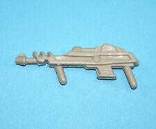 MOTU HE-MAN MASTERS OF THE UNIVERSE SPARE PART CASTLE GRAYSKULL LASER GUN