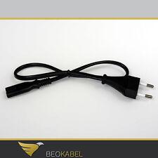 (19,80€/m) Stromkabel Netzkabel 0,5m für B&O BANG & OLUFSEN BeoSound / BeoLab