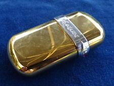 BRIQUET A GAZ / Gas lighter - VINTAGE - YVES SAINT LAURENT - MIB - TOP++ !