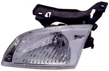 Headlight Assembly Front Left Maxzone 335-1102L-AS fits 00-02 Chevrolet Cavalier