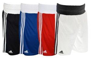 Adidas Boxing Shorts Ultra Light Mens boxing Training Shorts Gym ABA Adult Kids