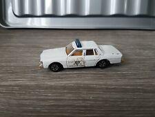 Ertl Dukes Of Hazard Rosco Police Car Diecast