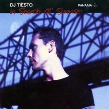 Tiesto - in Search of Sunrise 3 CD Black Hole