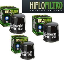 Kawasaki 3 Filtre à huile hf303 HIFLO huile HF 303 en KLE Z ZX ZZR VN W EX er6 EX