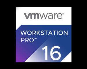 VMware Workstation Pro 16 Genuine LifeTime License *instan Delivery*