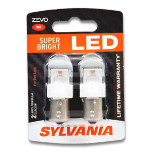 Sylvania ZEVO Tail Light Bulb for Mercedes-Benz ML450 GLK350 R350 ML550 C230 ba