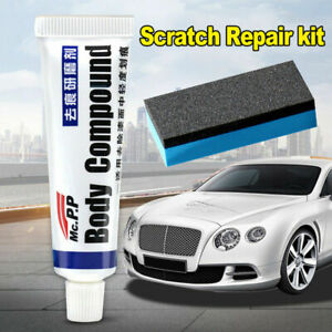 Scratches Remover Car Polishing Detail Compound Paste Paint Repair Erase Scuffs