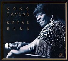 Koko Taylor -  Royal Blue -  New Factory Sealed CD