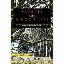 Secrets for A Good Life : Stay on Your Own Playing Field. Decide Before You...
