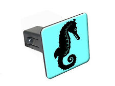 "Seahorse - 1 1/4 inch (1.25"") Trailer Hitch Cover Plug Insert"