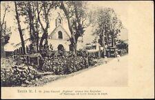 "Leeward Islands, Nevis, St. John Church ""Figtree"" (1900) Stamp"