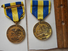 UNITED STATES MARINE CORPS  SPANISH CAMPAIGN ONE MEDAL AUCTION BX J 8