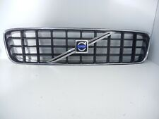Volvo XC90 Chrome Black Front Grille Assembly 8620641 2003 2004 2005 2006