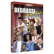 """DVD """"Les Années Collège - Saison 3"""" ( Tout Neuf Sous Cellophane !!!)"""