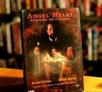 ANGEL HEART ASCENSORE PER L'INFERNO DVD COME NUOVO Robert De Niro Mickey Rourke