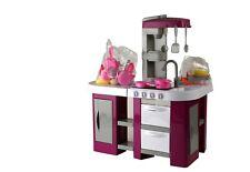 Cucina Giocattolo My Chef Per Bambini Cucina Gioco Con Luci e Suoni Rosa art.429