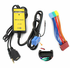 8PIN Car Interface USB Mp3 AUX IN Adapter For Audi A2 A4/S4 A6 S6 A8 ALLROAD TT
