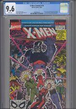 Uncanny X-Men Annual #14 CGC 9.6 1990 Marvel Comic Gambit Cameo (1st App)